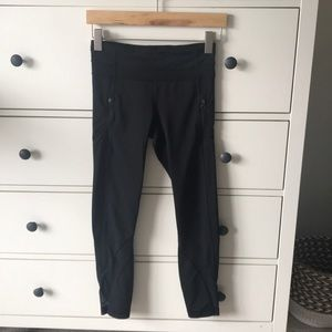 Lululemon running 7/8 legging